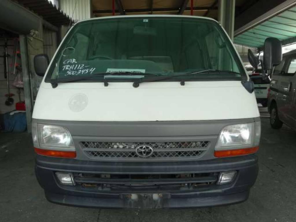 Used 2003 AT Toyota Hiace Van TRH112V Image[4]