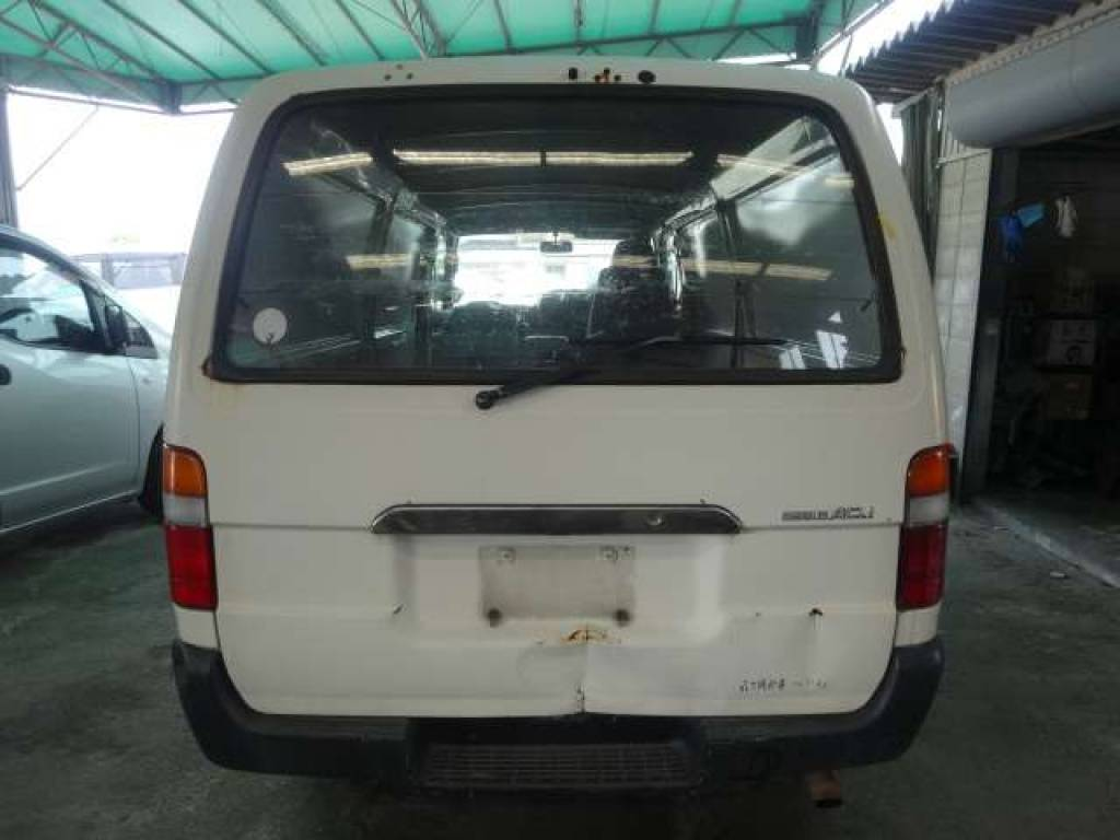 Used 2003 AT Toyota Hiace Van TRH112V Image[5]