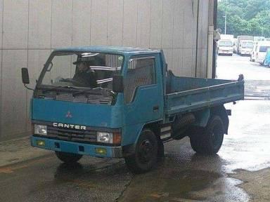 Mitsubishi Canter 1989 from Japan
