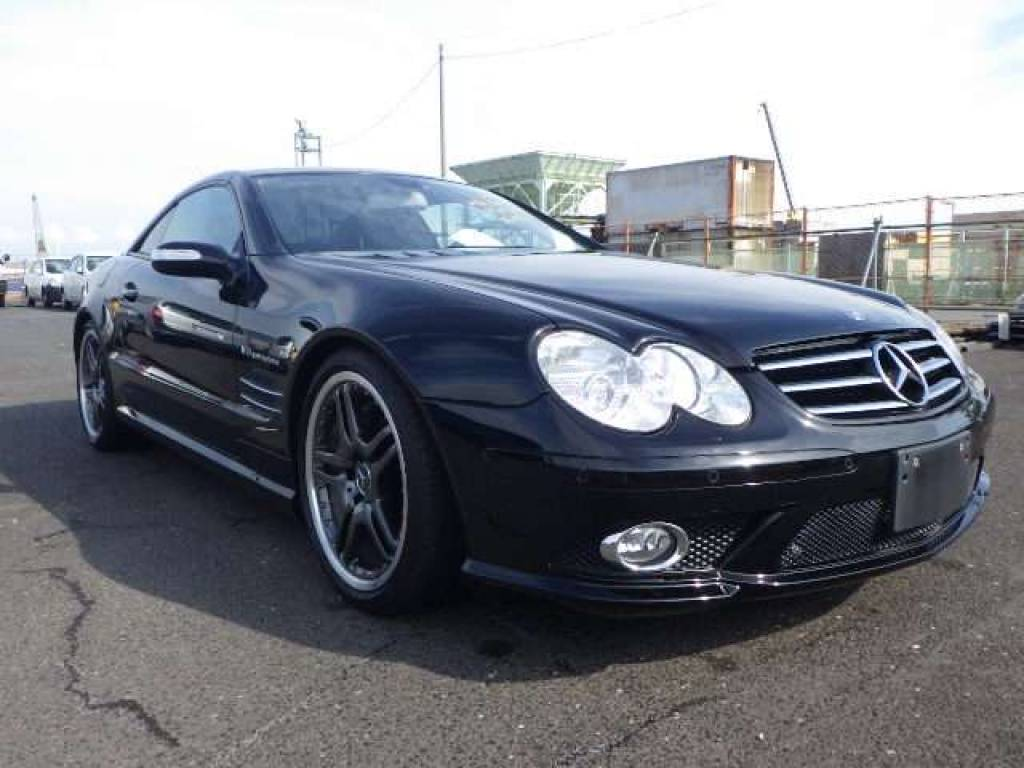 Used 2006 AT Mercedes Benz SL-Class 230472