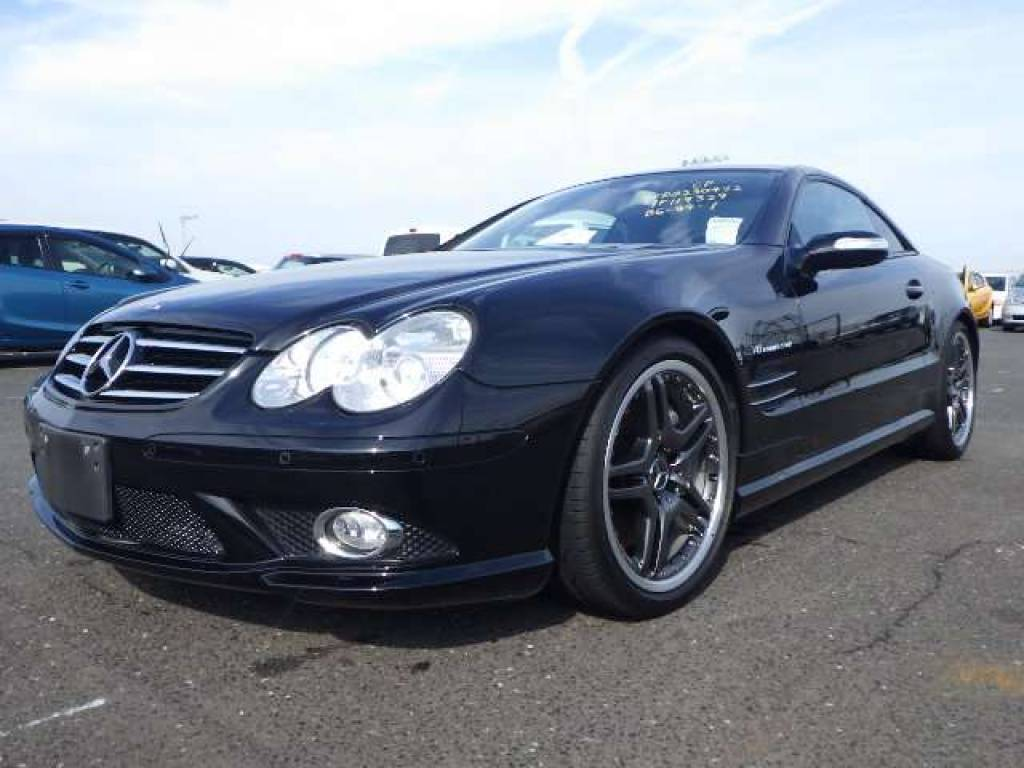 Used 2006 AT Mercedes Benz SL-Class 230472 Image[1]