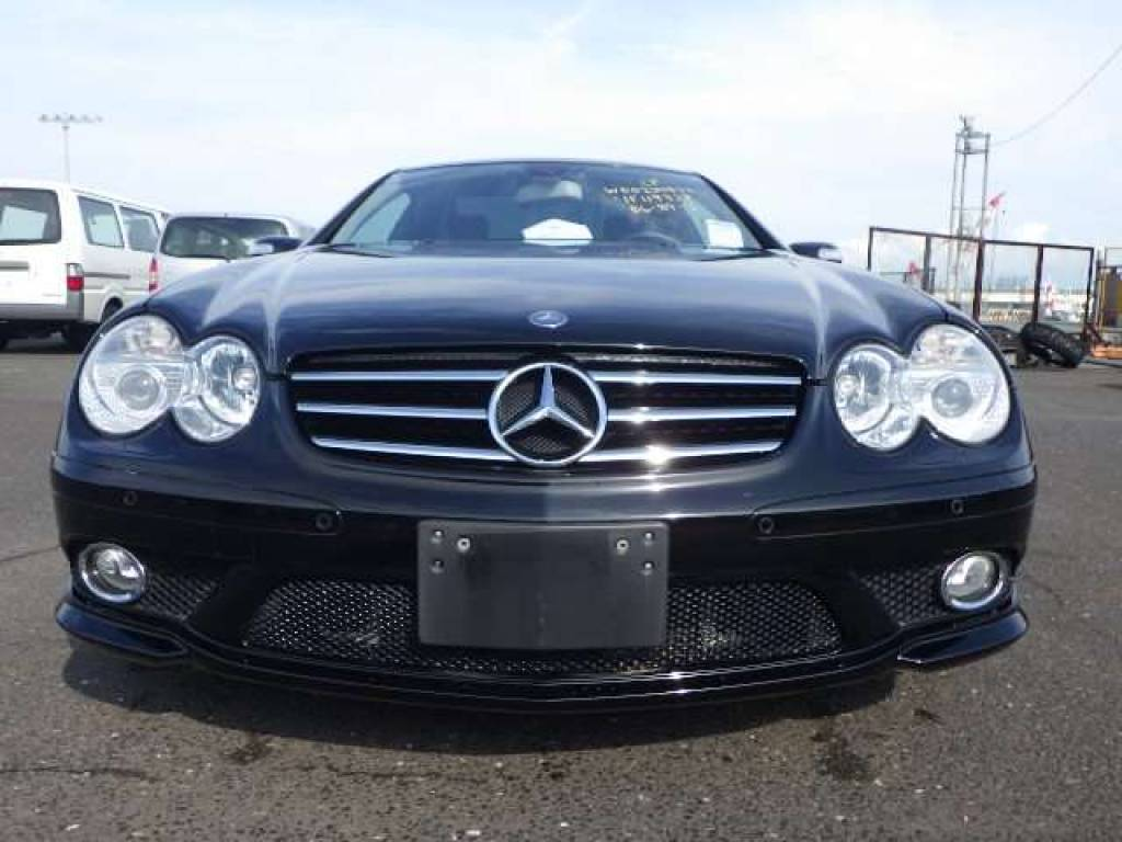 Used 2006 AT Mercedes Benz SL-Class 230472 Image[2]
