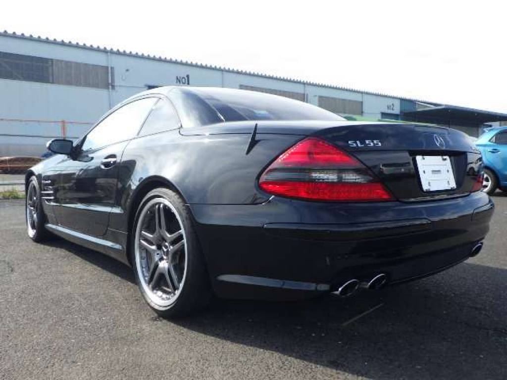 Used 2006 AT Mercedes Benz SL-Class 230472 Image[3]