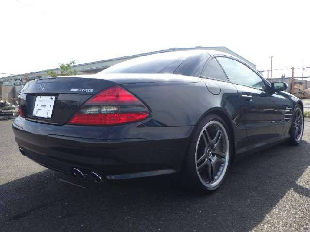 Used 2006 AT Mercedes Benz SL-Class 230472 Image[4]