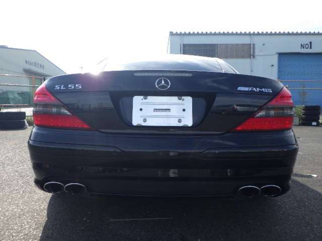 Used 2006 AT Mercedes Benz SL-Class 230472 Image[5]