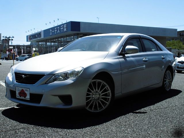 Used 2010 AT Toyota Mark X DBA-GRX130 Image[0]