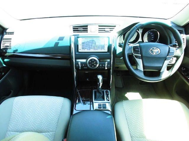 Used 2010 AT Toyota Mark X DBA-GRX130 Image[1]