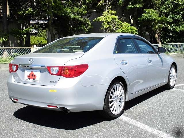 Used 2010 AT Toyota Mark X DBA-GRX130 Image[2]