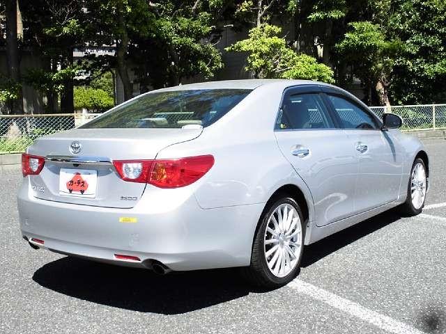 Used 2010 AT Toyota Mark X DBA-GRX130 Image[2]