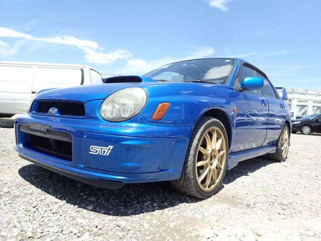 Used 2001 MT Subaru Impreza GDB