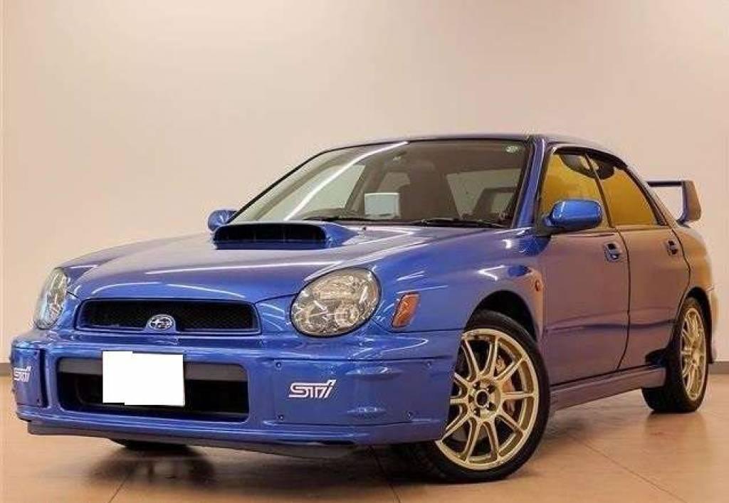 Used 2001 MT Subaru Impreza GDB Image[7]