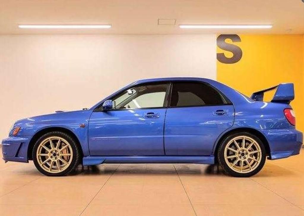 Used 2001 MT Subaru Impreza GDB Image[8]