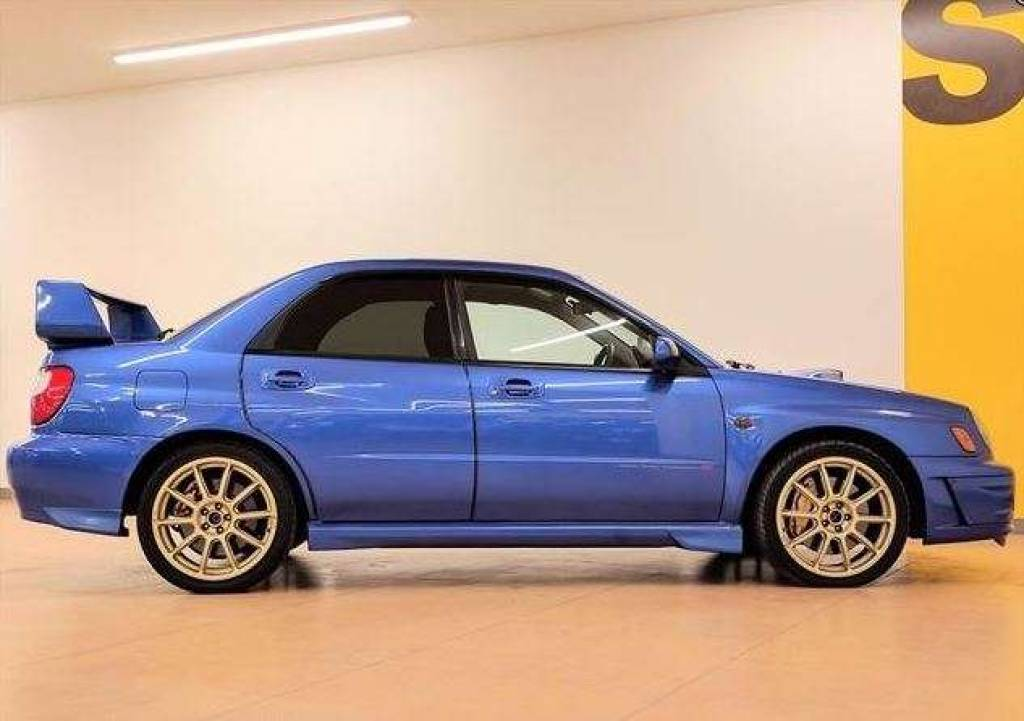 Used 2001 MT Subaru Impreza GDB Image[9]