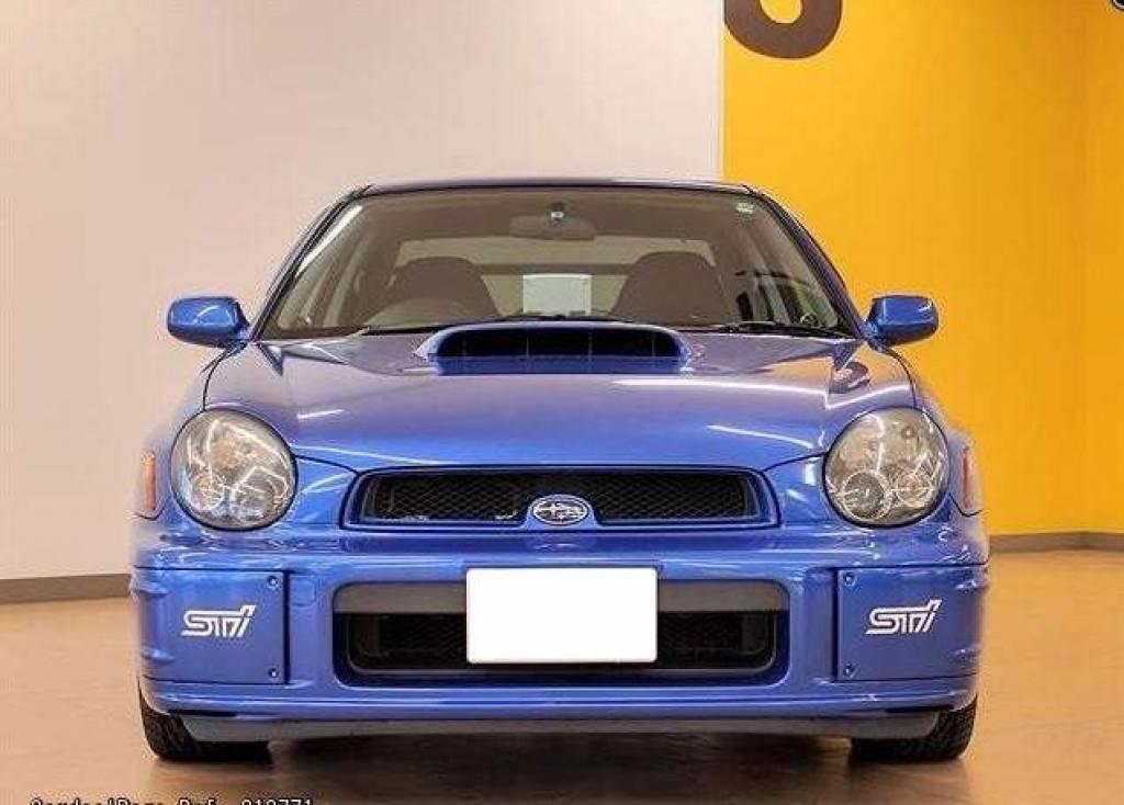 Used 2001 MT Subaru Impreza GDB Image[10]