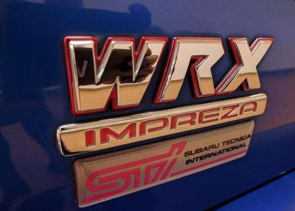 Used 2001 MT Subaru Impreza GDB Image[23]