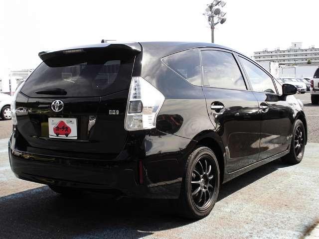 Used 2013 CVT Toyota Prius alpha DAA-ZVW41W Image[2]