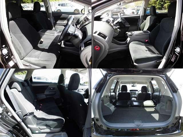 Used 2013 CVT Toyota Prius alpha DAA-ZVW41W Image[6]