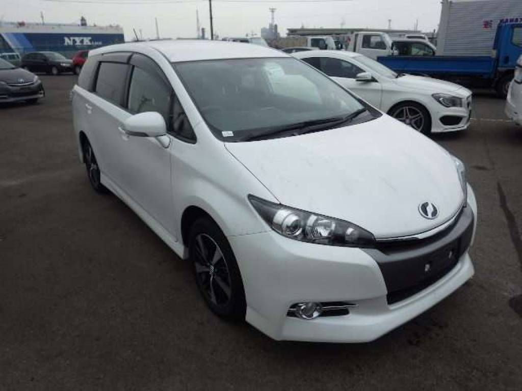 Used 2015 AT Toyota Wish ZGE20W