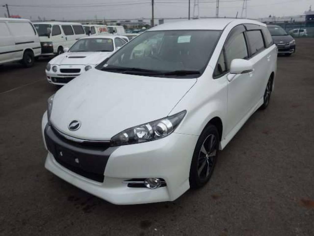 Used 2015 AT Toyota Wish ZGE20W Image[1]