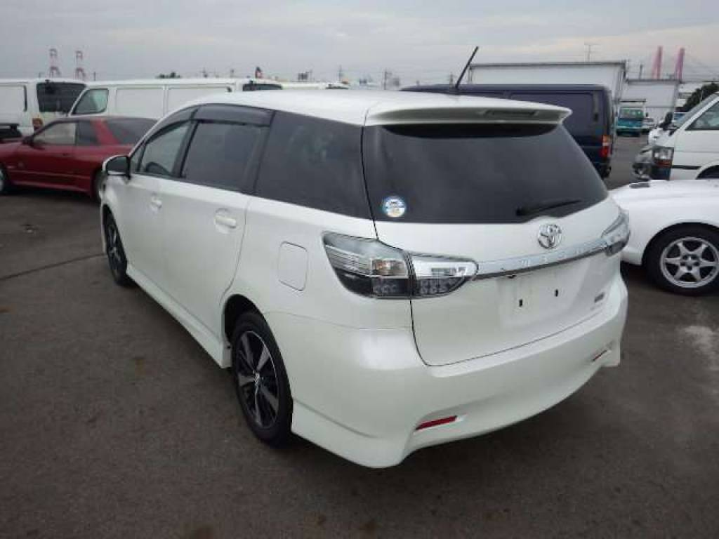 Used 2015 AT Toyota Wish ZGE20W Image[3]