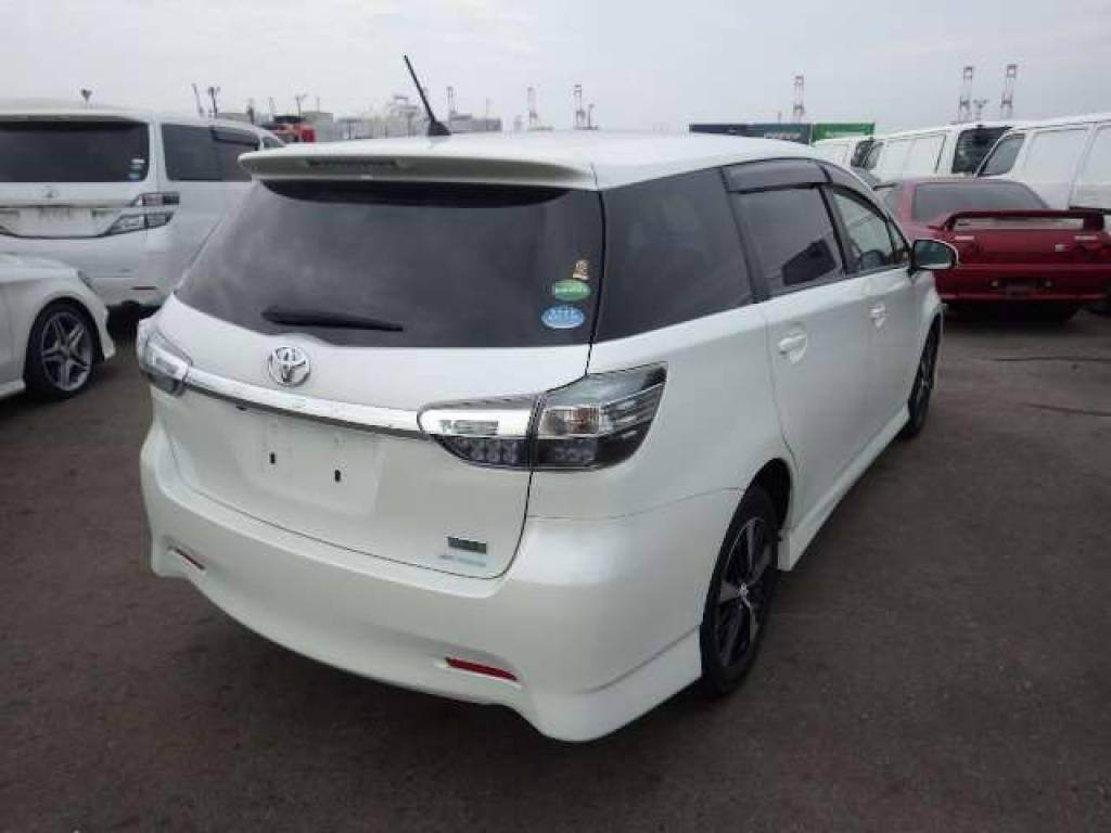 Used 2015 AT Toyota Wish ZGE20W Image[4]