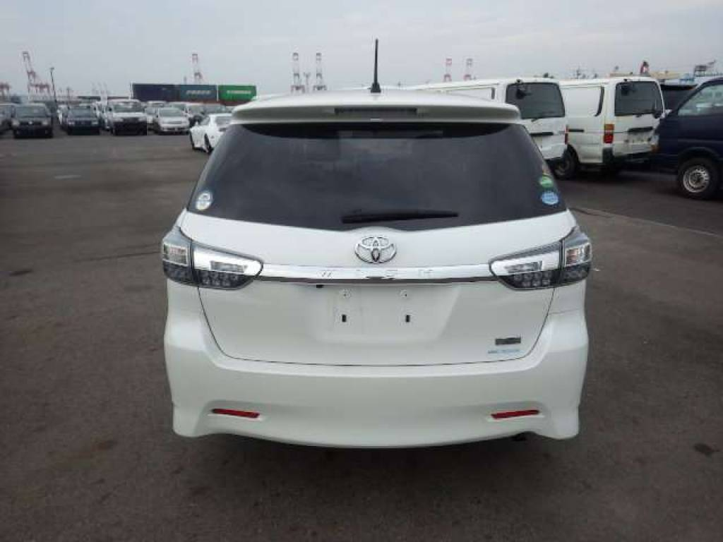 Used 2015 AT Toyota Wish ZGE20W Image[7]