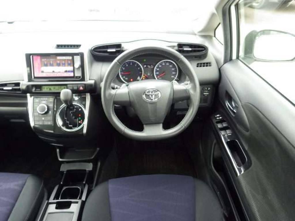 Used 2015 AT Toyota Wish ZGE20W Image[13]