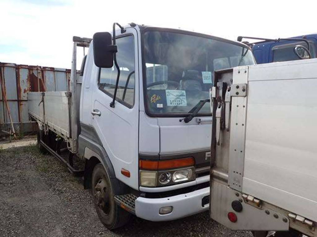 Used 1996 MT Mitsubishi Fuso Fighter FK618J