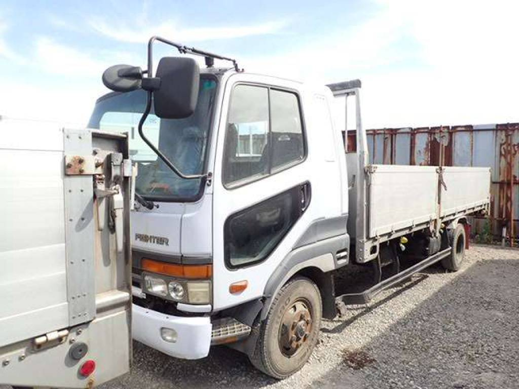 Used 1996 MT Mitsubishi Fuso Fighter FK618J Image[1]
