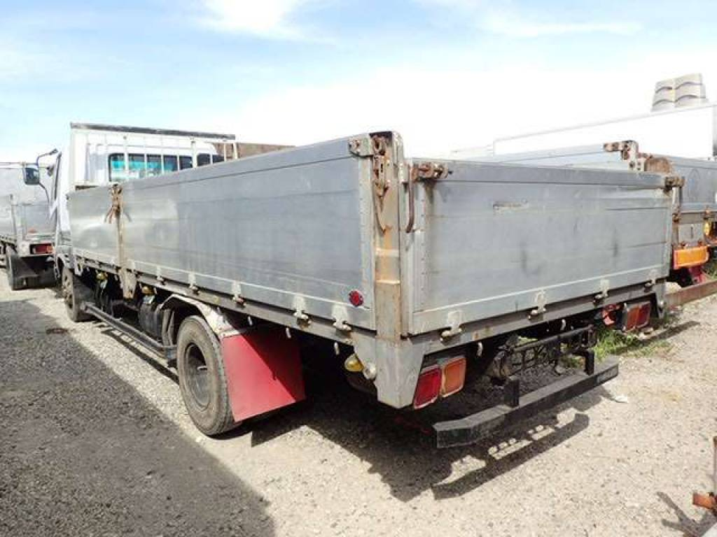 Used 1996 MT Mitsubishi Fuso Fighter FK618J Image[2]