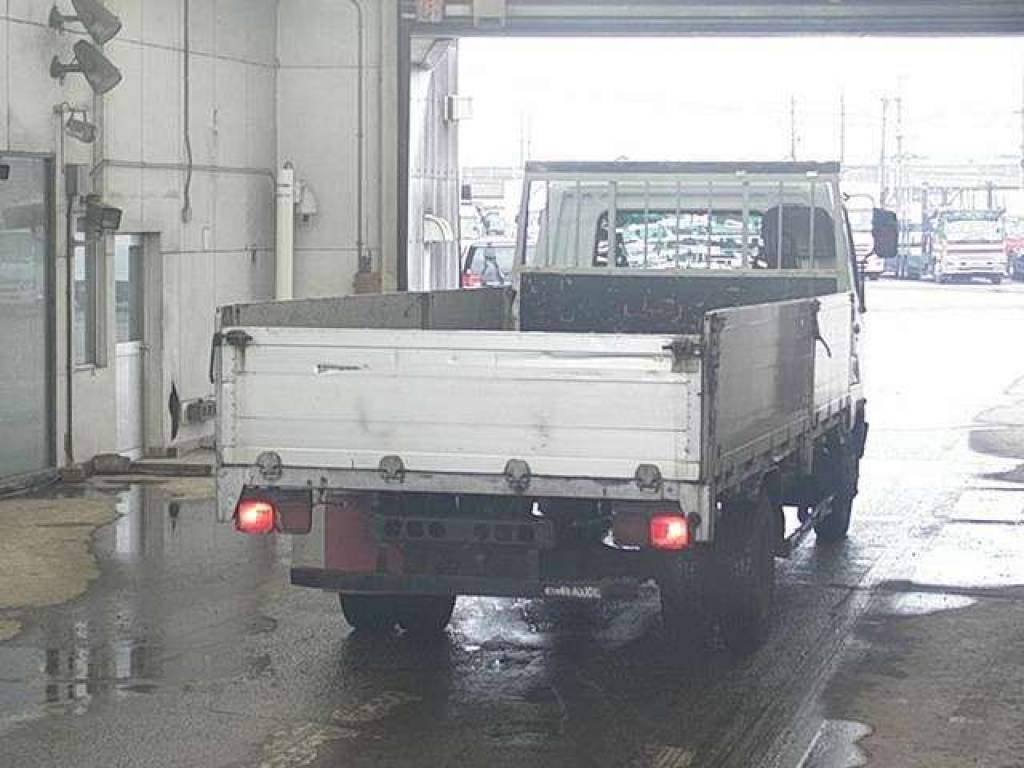 Used 1996 MT Mitsubishi Fuso Fighter FK618J Image[6]
