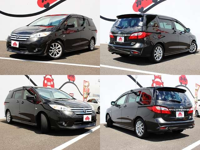 Used 2011 AT Nissan Lafesta DBA-CWEFWN Image[8]