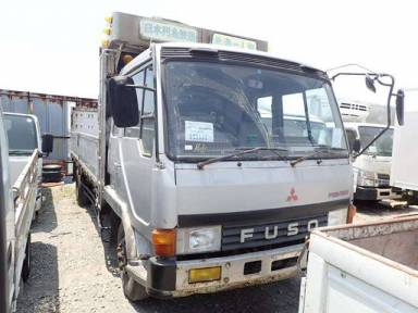 Mitsubishi Fuso Fighter 1988 from Japan