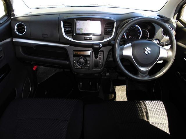 Used 2014 CVT Suzuki Wagon R DBA-MH34S Image[1]