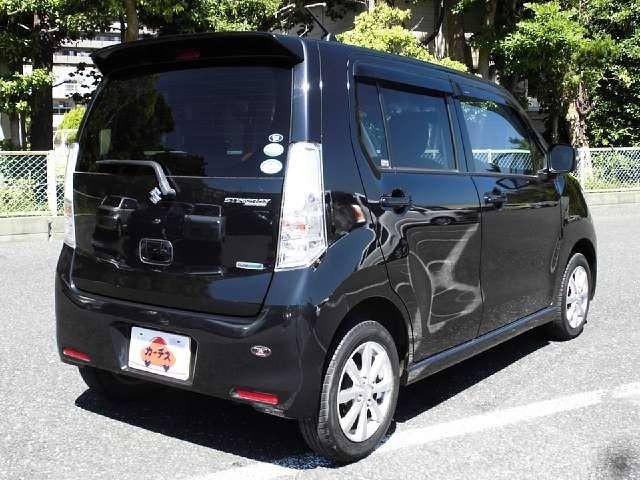 Used 2014 CVT Suzuki Wagon R DBA-MH34S Image[2]