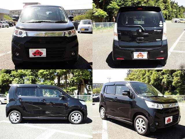 Used 2014 CVT Suzuki Wagon R DBA-MH34S Image[9]