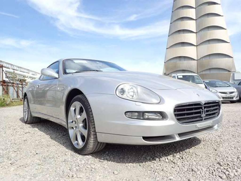 Used 2006 AT Maserati Coupe MCP