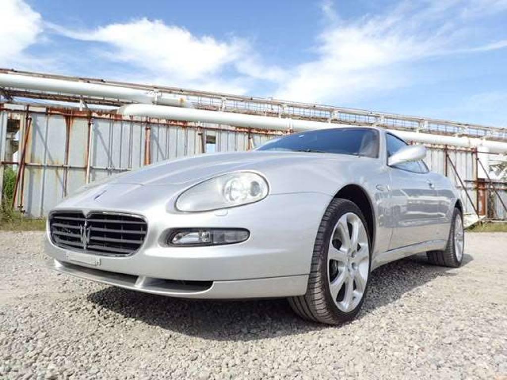 Used 2006 AT Maserati Coupe MCP Image[1]