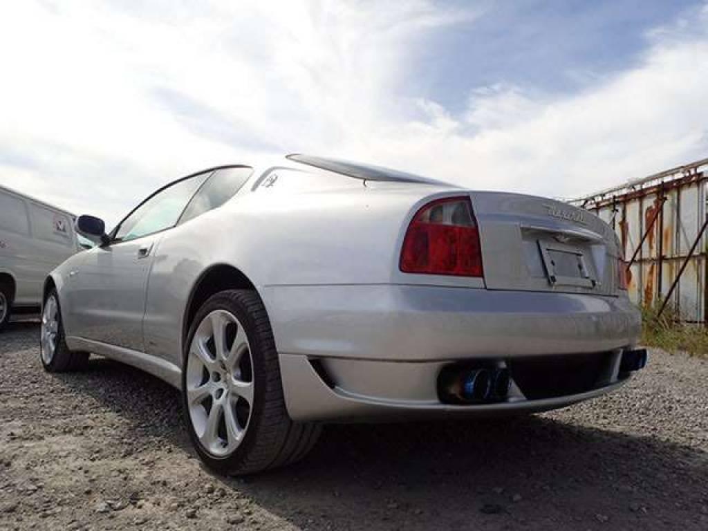 Used 2006 AT Maserati Coupe MCP Image[2]