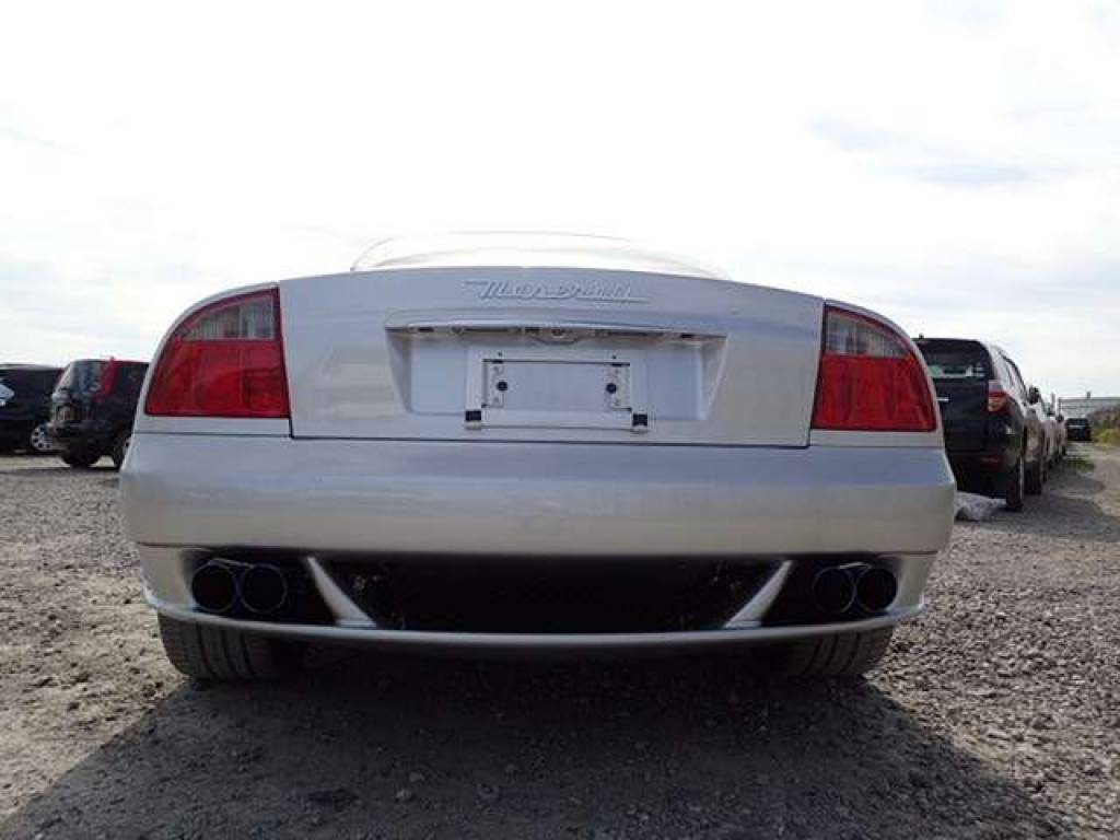 Used 2006 AT Maserati Coupe MCP Image[3]