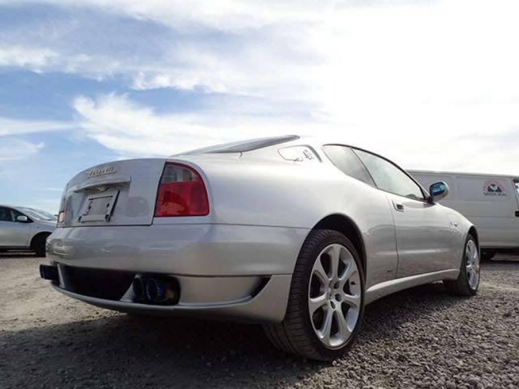 Used 2006 AT Maserati Coupe MCP Image[4]