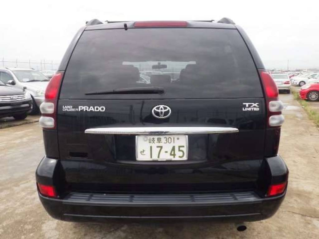 Used 2006 AT Toyota Land Cruiser Prado TRJ120W Image[5]