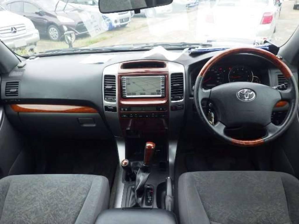 Used 2006 AT Toyota Land Cruiser Prado TRJ120W Image[9]