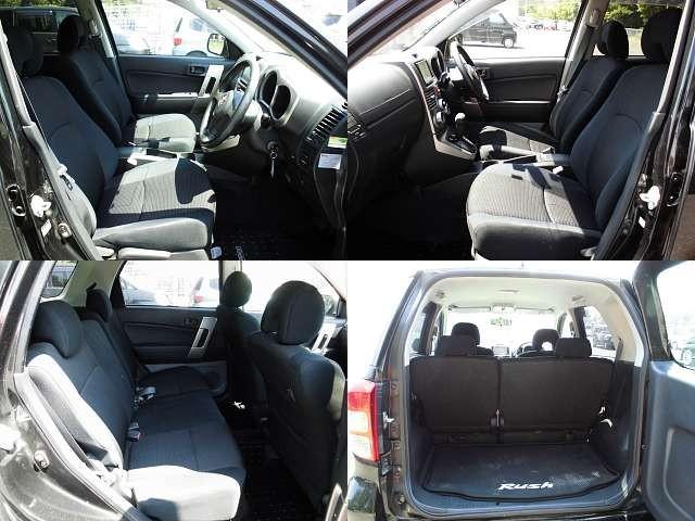 Used 2008 AT Toyota Rush CBA-J200E Image[6]