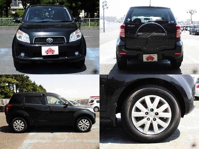 Used 2008 AT Toyota Rush CBA-J200E Image[8]