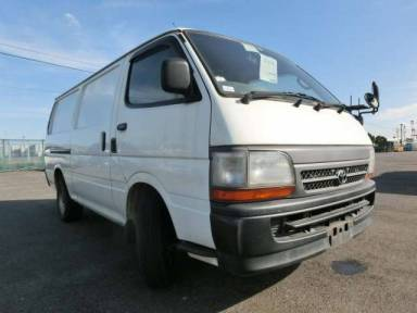 Toyota Hiace Van 2000 from Japan
