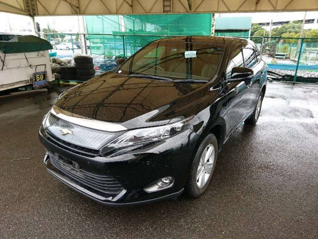 Used 2015 AT Toyota Harrier ZSU60W Image[1]