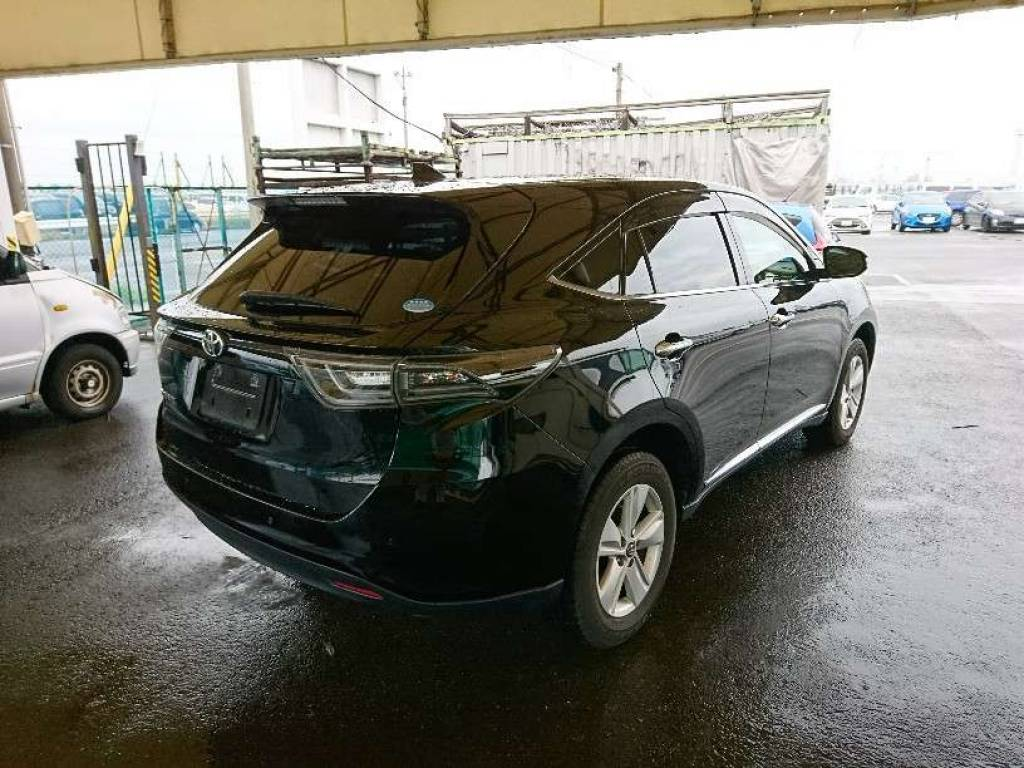 Used 2015 AT Toyota Harrier ZSU60W Image[2]