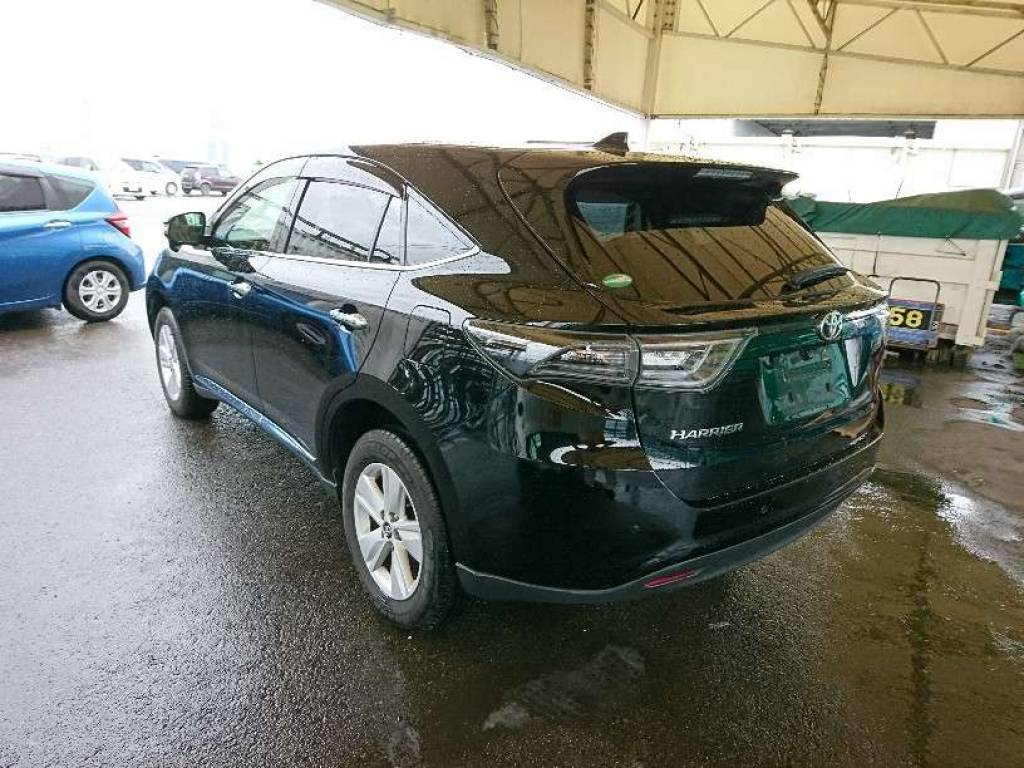 Used 2015 AT Toyota Harrier ZSU60W Image[3]