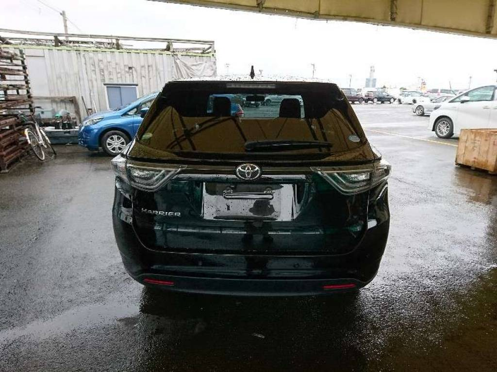 Used 2015 AT Toyota Harrier ZSU60W Image[7]